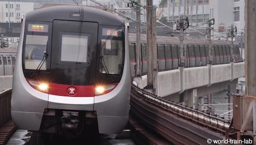metro tram light rail kwun tong linec train mozeypictures Choice Image
