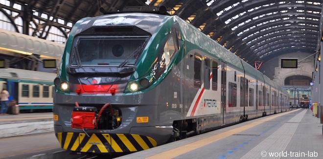 ミラノ近郊鉄道