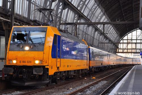 オランダ国鉄の列車種別