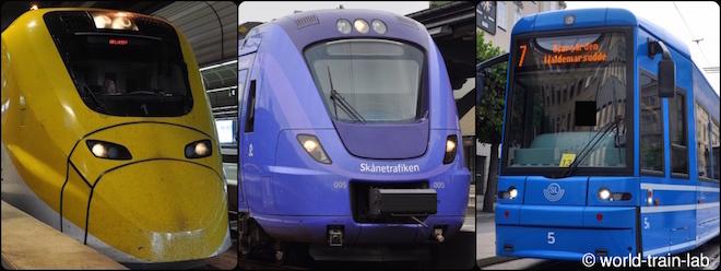 ヨーロッパ | 新幹線~地下鉄の全て