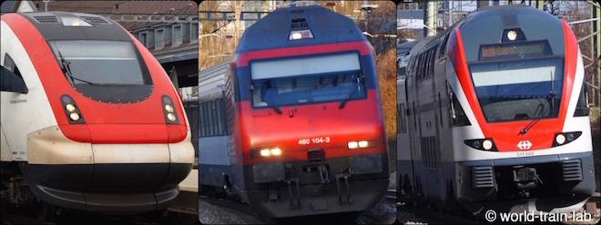 Europe train travel lab | スイ...