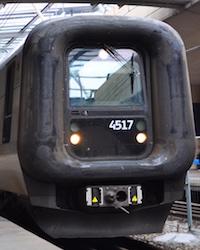 コペンハーゲン近郊列車、地下鉄、バス